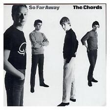 The Chords So Far Away CD+Bonus Tracks NEW SEALED Mod Maybe Tomorrow+
