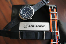 Aquadive Model 77AS NOS Dive Watch - Limited Edition - Only 50 Made