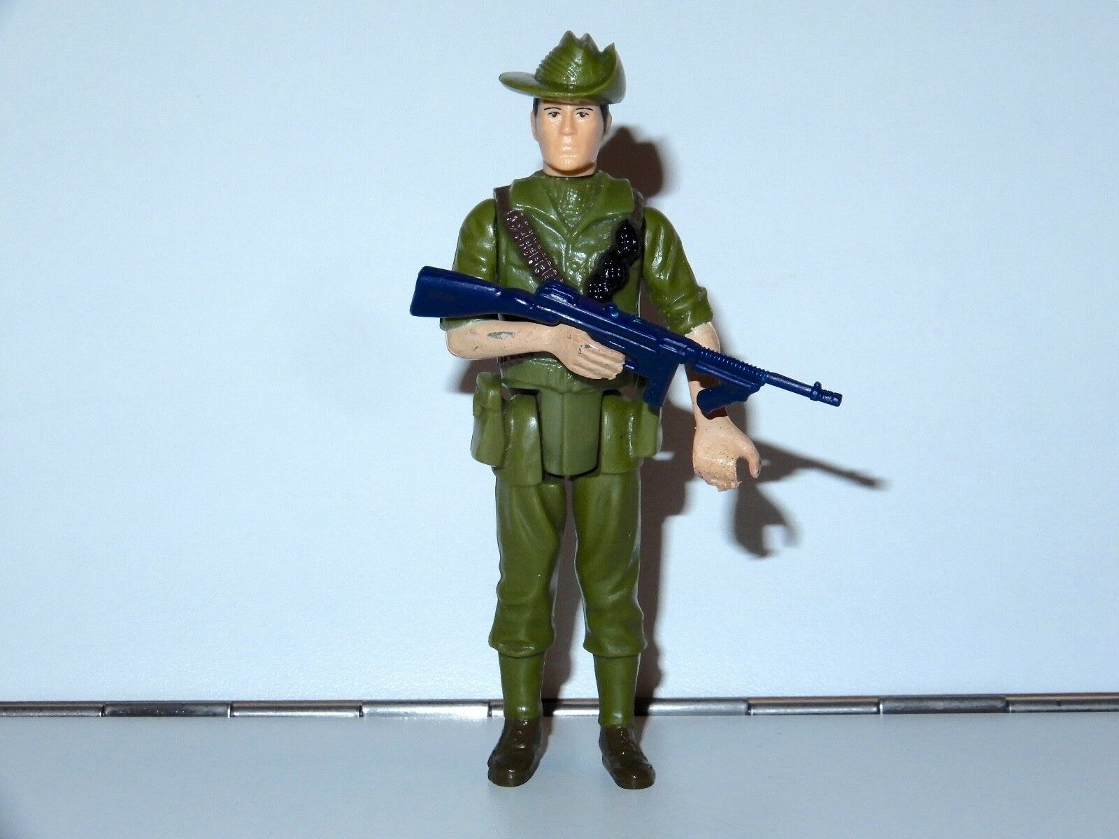 1982 GI JOE / ACTION FORCE AUSTRALIAN JUNGLE FIGHTER 100% COMPLETE C9 - PALITOY