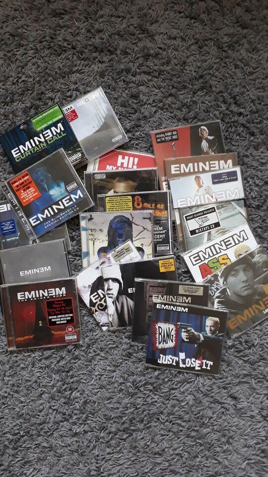 Eminem: Blandet, hiphop
