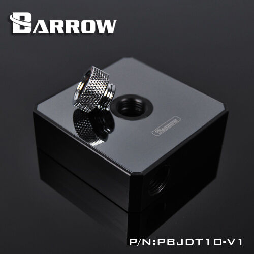 Barrow DDC Pump Top Integrate Kit POM Version 4 Color Optional For PC Cooling