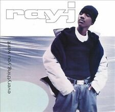 Ray J, Everything You Want, New