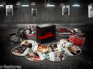 LETHAL WEAPON Soundtrack Collection MICHAEL KAMEN Eric Clapton Ltd 8-CD Set NEW!