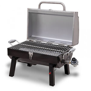 Propane Gas Tabletop Grill BBQ Portable Tailgate Party Camping Outdoor Cooker