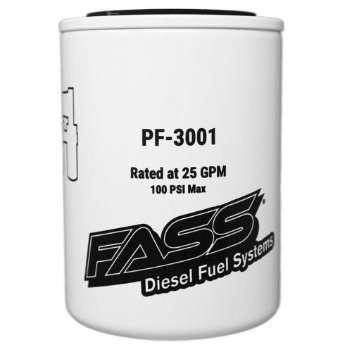 FASS Titanium 144 MICRONS  Wired Mesh Particulate Filter # PF-3001