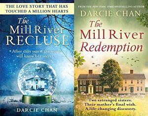 Darcie-Chan-2-Livre-Ensemble-Tout-Neuf-Livraison-Gratuite-Ru
