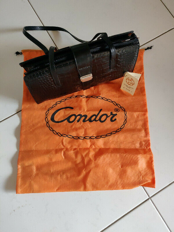 Handbag for Women | CONDOR Genuine Italian Veg Tanned-Leather | Bought and made in Greece
