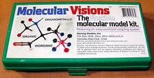 Molecular Visions Flexible Molecular Model Kit - Organic & Inorganic - VGC