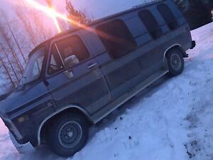 1984 GMC Vandura 2500