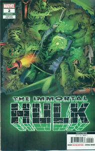 Immortal Hulk # 1 Variant 5th Printing Cover NM