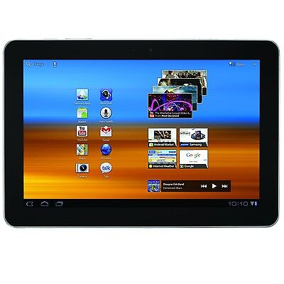 Samsung Galaxy Tab 10.1 16GB Wi-Fi 3.15MP Camera Tablet w/ 7000 mAh Battery -New