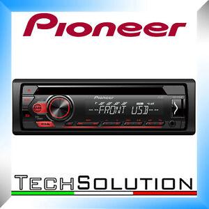 Pioneer-DEH-S110UB-Autoradio-CD-MP3-AUX-IN-Flac-USB-Stereo-ARC