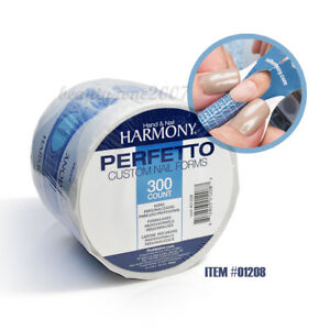 Hand-amp-Nail-Harmony-Perfetto-Nail-Forms-Roll-of-300ct