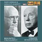 Walter Braunfels: Streichquintett; Richard Strauss: Metamorphosen (2012)