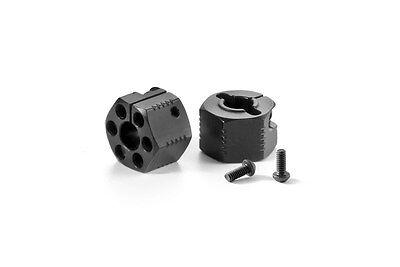 0.75mm 2  XRA365354 Xray aluminum wheel hub 12mm offset