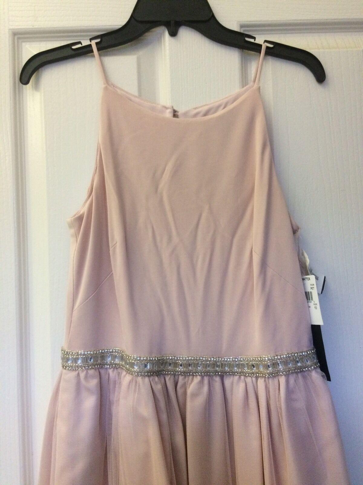 Aidan Mattox Gown dress In Size 10 bluesh