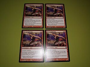 Vow-of-Lightning-x4-Commander-Magic-the-Gathering-MTG-4x-Playset