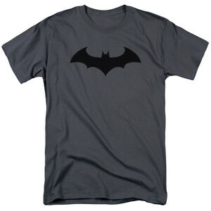 NEW-Licensed-Batman-Hush-Logo-T-Shirt-Sizes-S-3XL