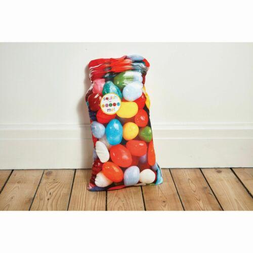 Superfresco Facile Nouveauté Jelly Bean Bonbons Cerise parfum en forme de coussin a été £ 20