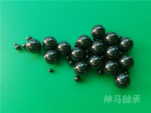 "Five 5//32/"" Inch G5 Precision Si3N4 Silicon Nitride Ceramic Bearing Balls"