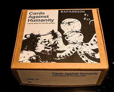 Cards Against Humanity GIOCO TRADOTTO IN ITALIANO DECK BASE