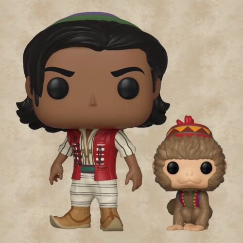 Aladdin Aladdin of Agrabah with Abu Funko POP
