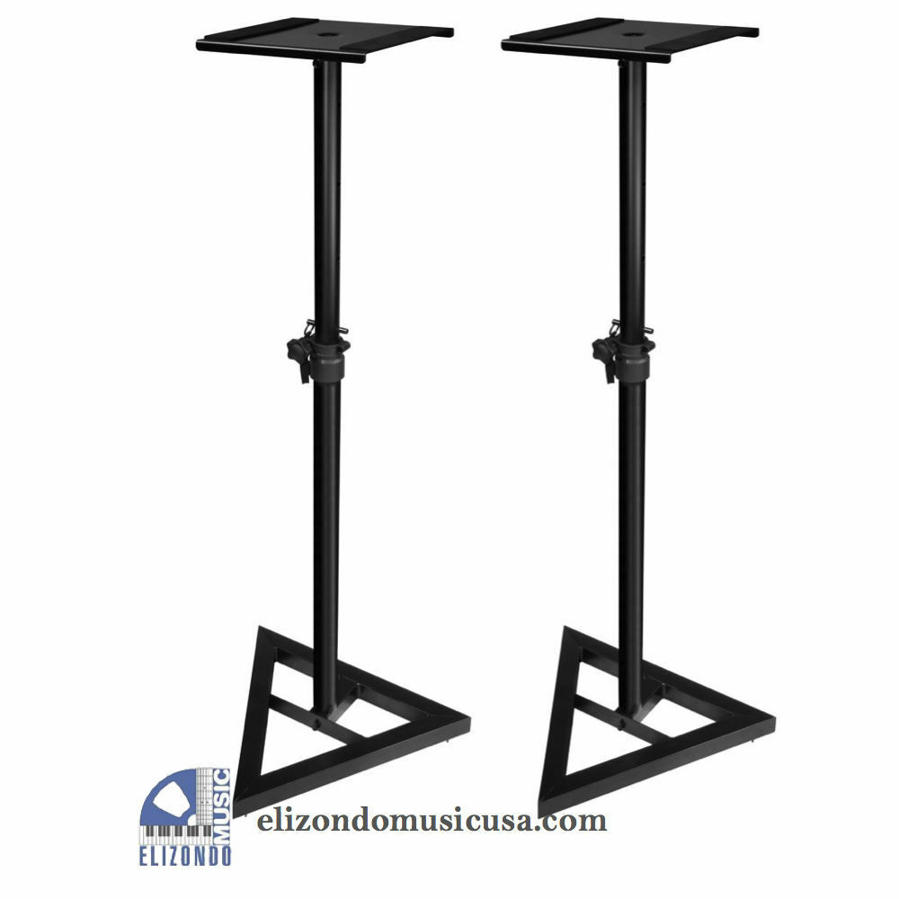 Jamstand  JS-MS70  Adjustable Monitor Stands Pair. UPC 784887174411