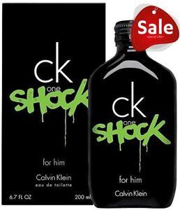calvin klein shock perfume mens