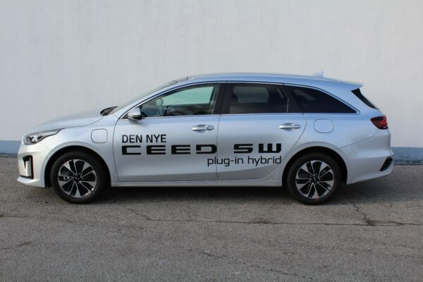 Kia Ceed 1,6 GDi PHEV Upgrade+ SW DCT - billede 3