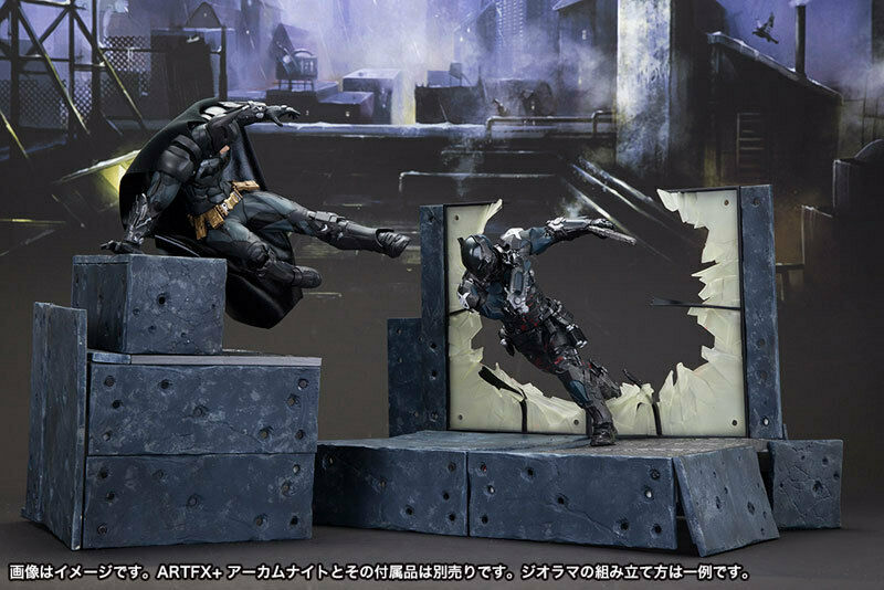 DC Comics Comics Batman Arkham Knight ARTFX+Kotobukiya Figure Collection Xmas Gift New