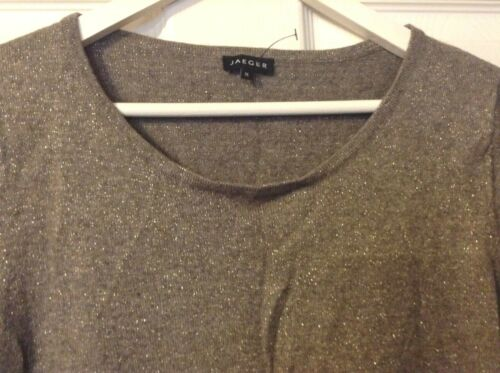 Jaeger Women's Xl With size Sparkles Top AAwdqzPrn