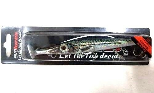 Fishing lure Evolures ZARGANA 150F sardine top water Fishing Minnow,kingfish