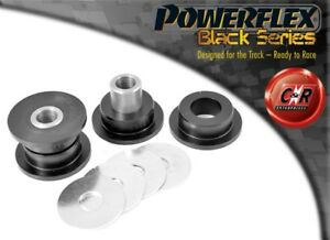 MG ZR 01-05 Powerflex Black Gearbox Mount Insert Kit PFF63-420BLK