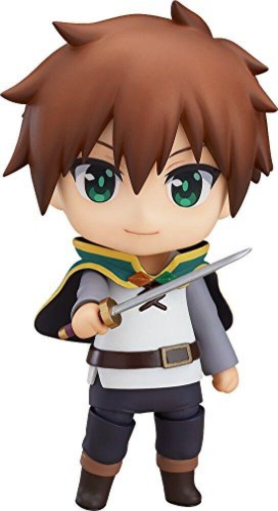 Nendoroid bless to this wonderful world  2 Kazuma Movable Figure