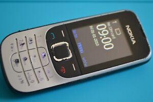 Nokia classic 2330-Silber (entsperrt) Handy