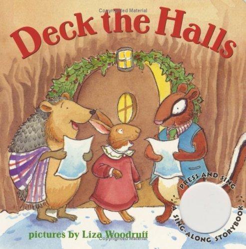 Deck the Halls [Sing-Along Storybook]