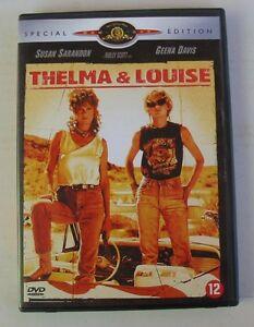 DVD-THELMA-amp-LOUISE-Susan-SARANDON-Geena-DAVIS-Harvey-KEITEL-Ridley-SCOTT