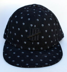 1ffc1ac1d4f Undefeated 7 1 2 NEW ERA 59FIFTY Fitted Baseball Cap Hat 100% WOOL ...