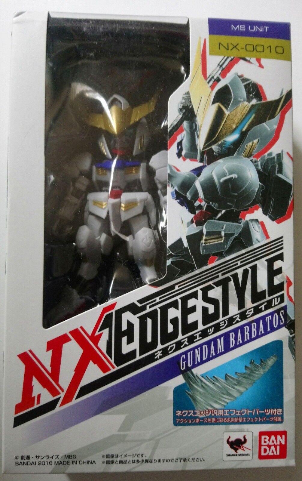 NX Edge Style [Gundam Barbatos] NX-0010 Japan Import Action Figure NEW