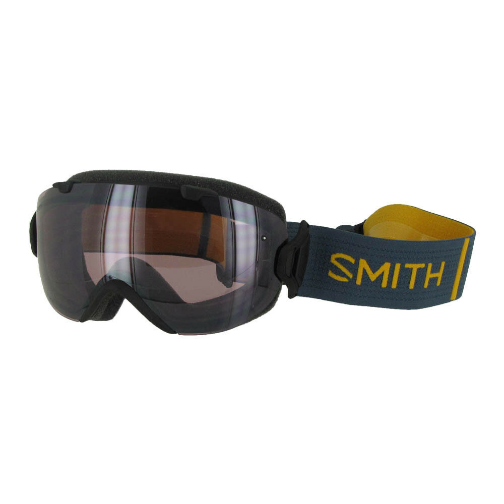 Smith I OS Mustard Conditions Women's Goggles w  Ignitor Mirror Lens +Bonus Lens