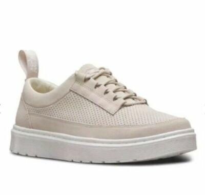 Mens Dr Martens Reuban Bone Hi Suede WP Perfed Shoes  uk 6 10 11