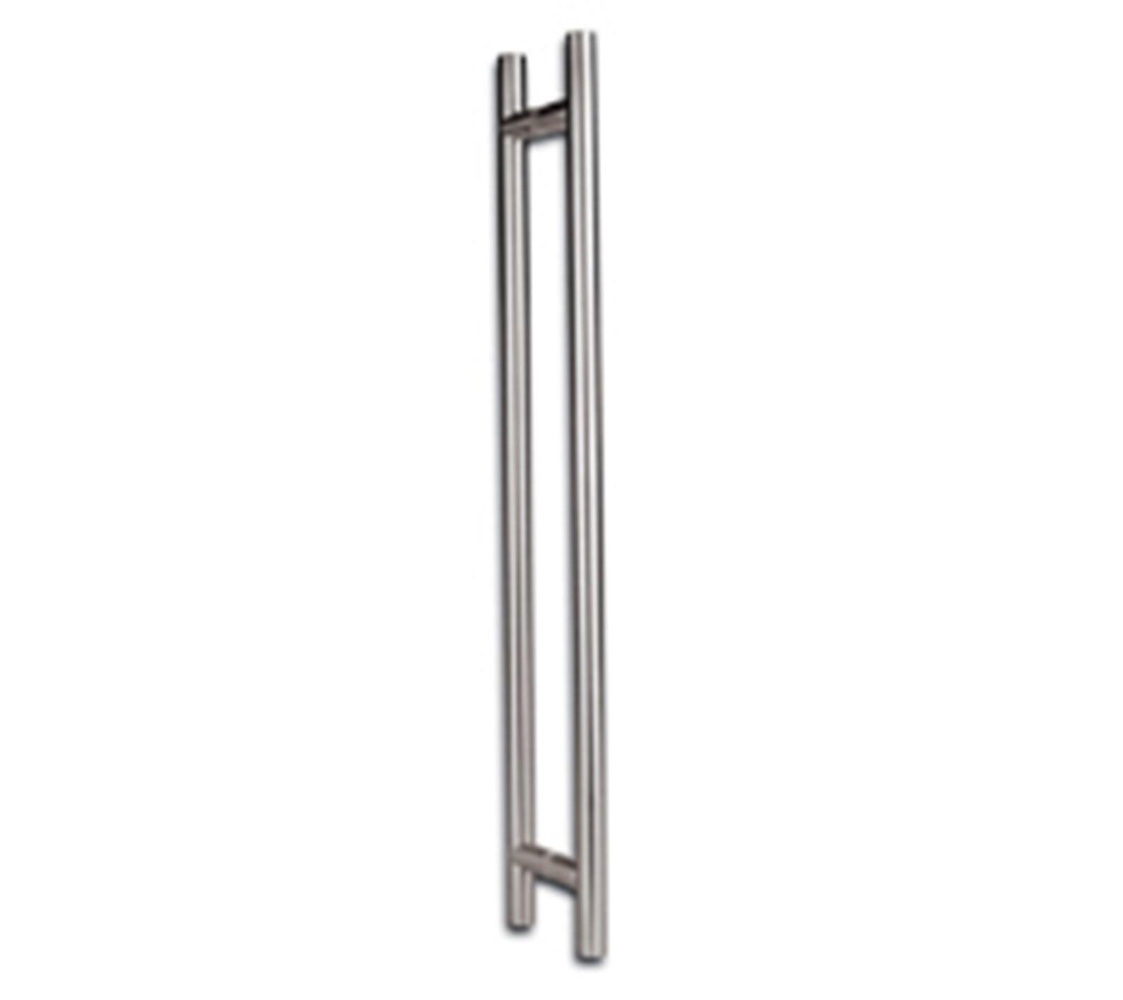 Türgriff für Ganzglastüren ø 19 mm  Länge 25 cm  Griff  Glastürgriffe