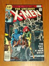 X-MEN UNCANNY #114 VG (4.0) MARVEL COMICS OCTOBER 1978