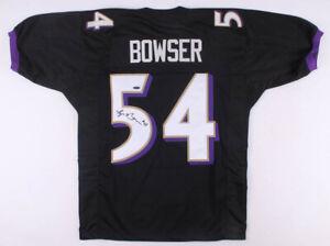 Tyus Bowser Signed Baltimore Ravens Jersey (TriStar Hologram) 2nd ...