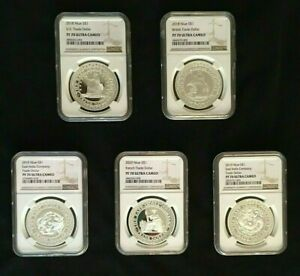 2018-2020-Niue-Trade-Dollar-Silver-5-coin-Set-US-GB-CH-JP-FR-NGC-PF70UC