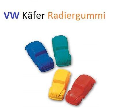 VW käfer Radiergummi 5cm Läufer Kinder Volkswagen T1 T2 T3 Bulli Oldtimer