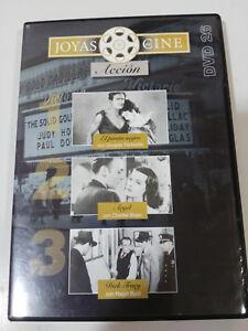 JOYAS-DEL-CINE-ACCION-DVD-26-EL-PIRATA-NEGRO-ARGEL-DICK-TRACY