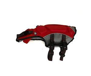 Arcadia Trail Life Flotation Aquatic Dog Life Jacket Vest Red S Petsmart Ebay