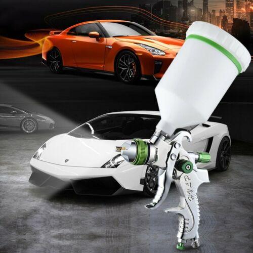 Auto Paint Air Spray Gun Kit Gravity Feed Car Primer 1.4MM~2.0MM Düsen DHL