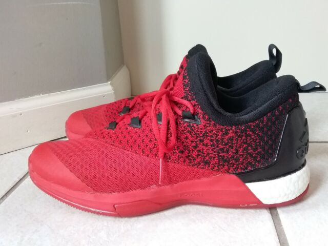 7bc67a5e adidas Crazylight Boost 2.5 Low Sz 18 James Harden 13 PE Basketball Shoe  for sale online | eBay